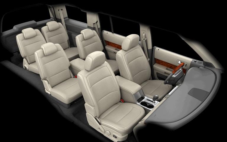 2009 Ford Flex Limited 238908