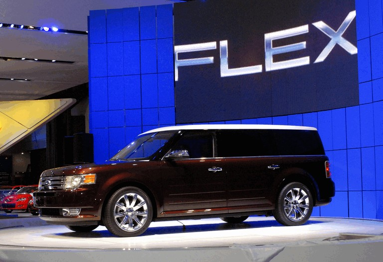 2009 Ford Flex Limited 238914