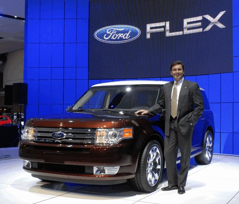2009 Ford Flex Limited 238924