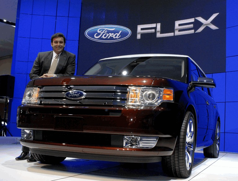 2009 Ford Flex Limited 238926
