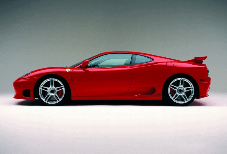 2000 Ferrari Novitec Rosso F360 Supersport Free High Resolution Car Images