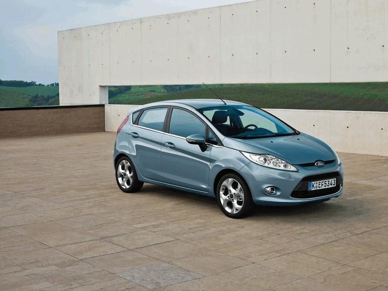 2008 Ford Fiesta 239228