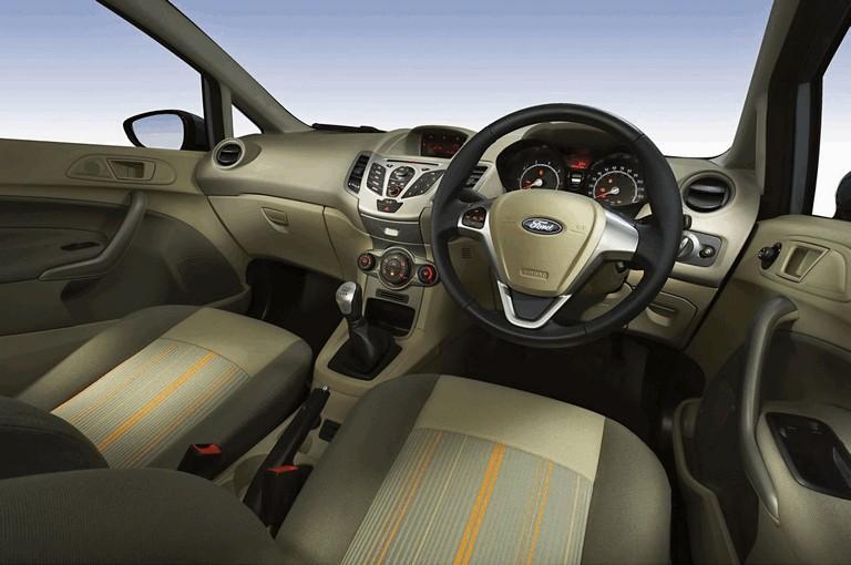 2008 Ford Fiesta 239251