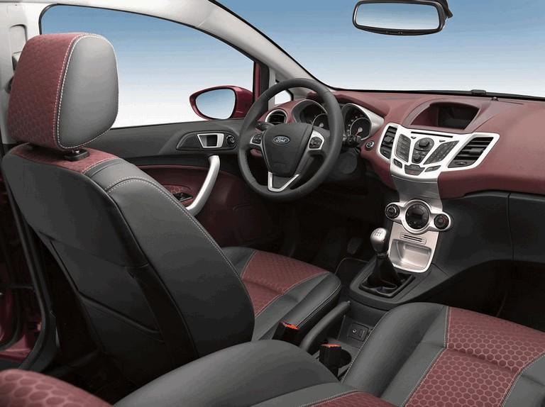 2008 Ford Fiesta 239253