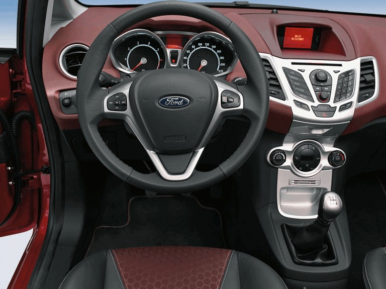 2008 Ford Fiesta 239256