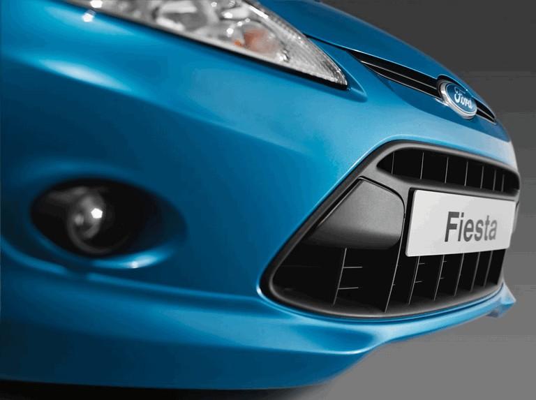 2008 Ford Fiesta 239263