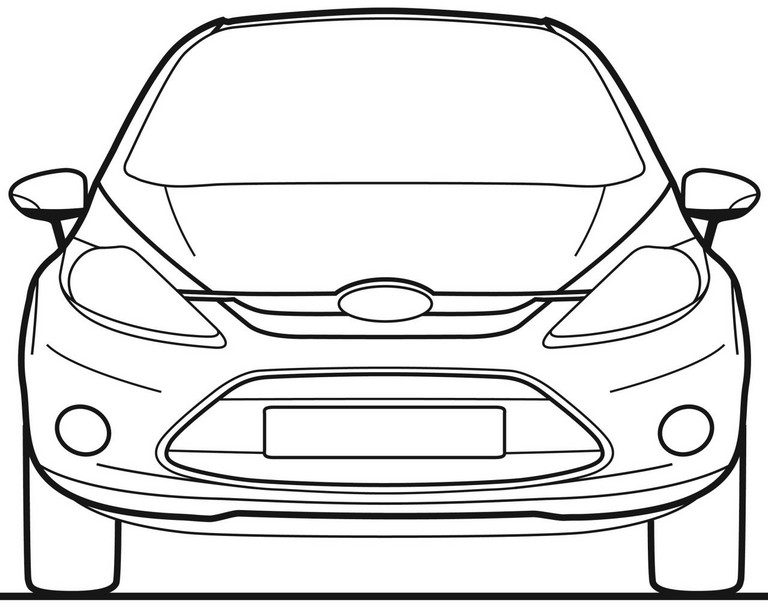 2008 Ford Fiesta 239267