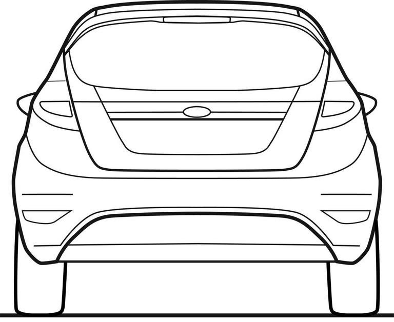 2008 Ford Fiesta 239268