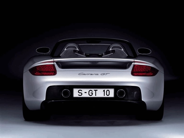 2000 Porsche Carrera GT 196986