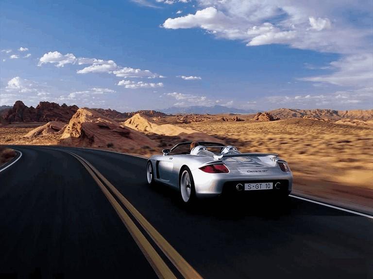 2000 Porsche Carrera GT 196990