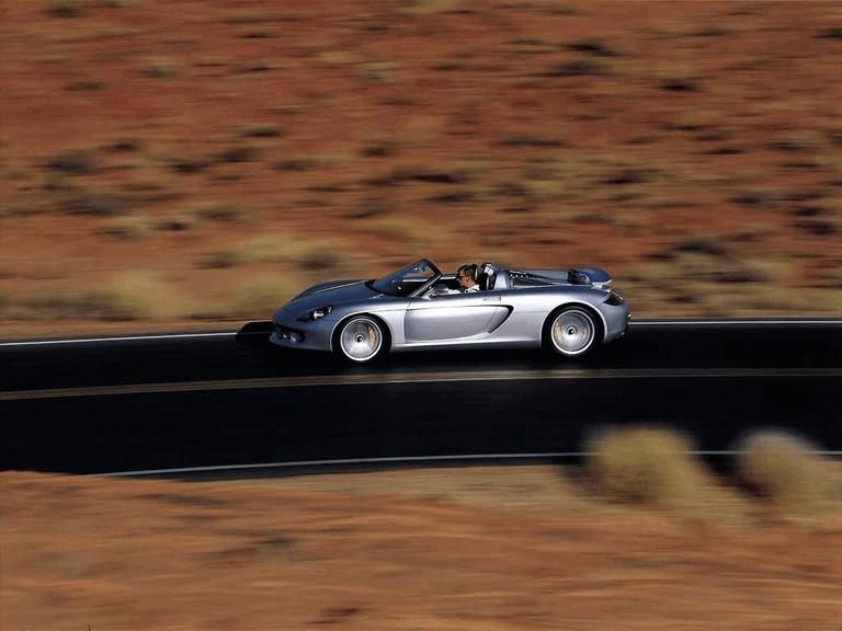 2000 Porsche Carrera GT 196992