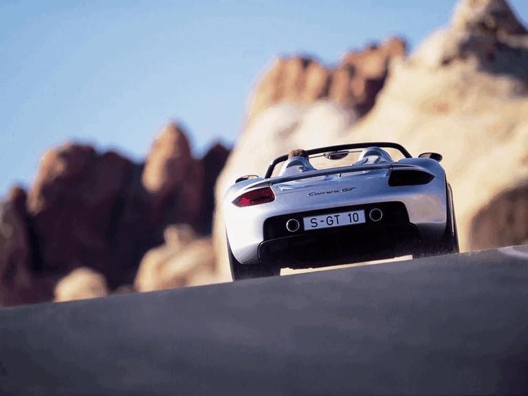 2000 Porsche Carrera GT 196996