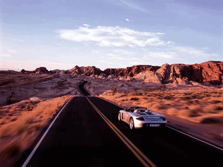 2000 Porsche Carrera GT 196999