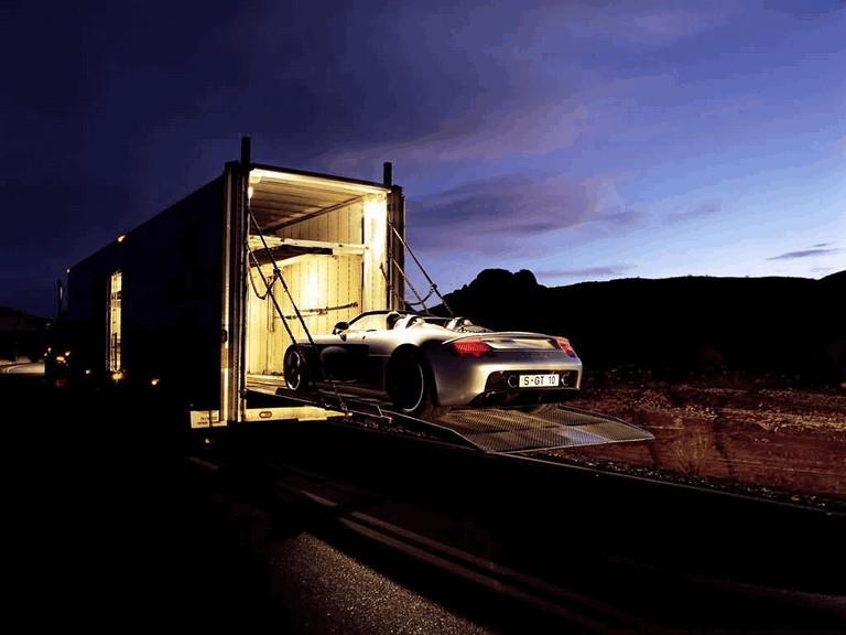 2000 Porsche Carrera GT 197001