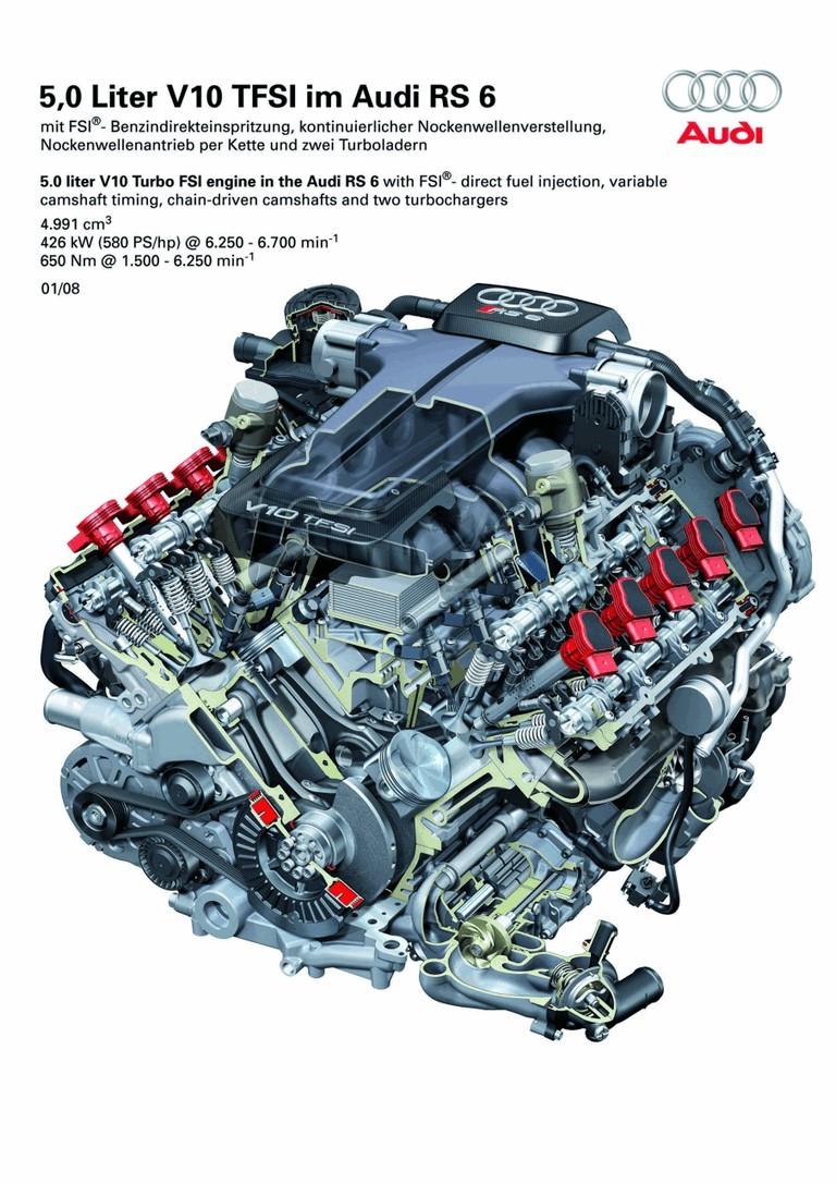 2009 Audi RS6 Avant 239470