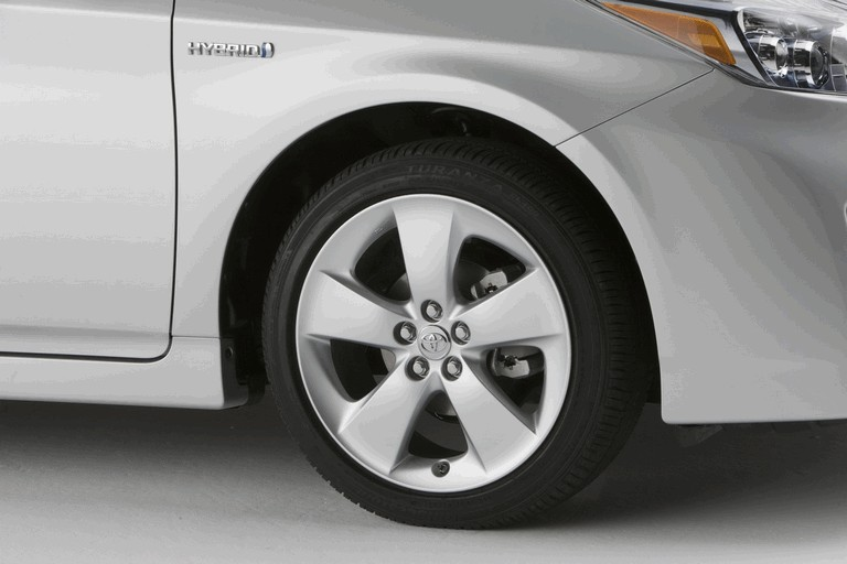 2009 Toyota Prius 239810