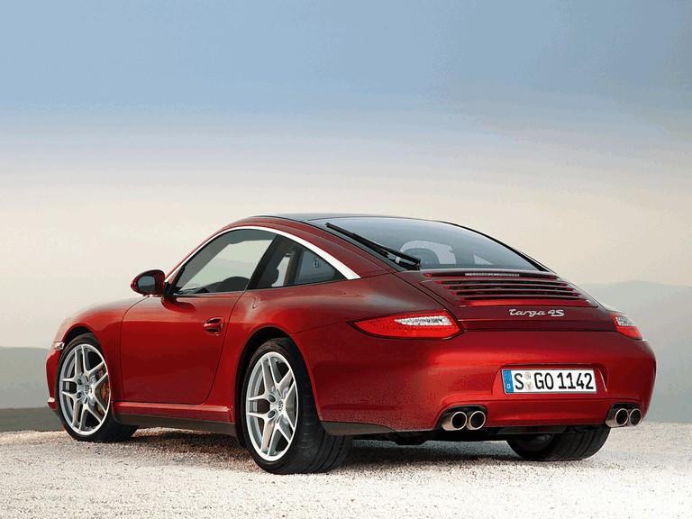 2009 Porsche 911 ( 997 ) 4S Targa 239954