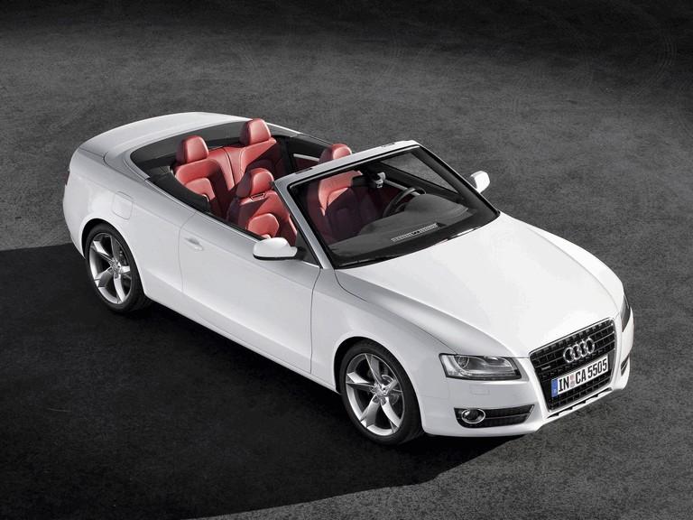 2009 Audi A5 cabriolet 239995