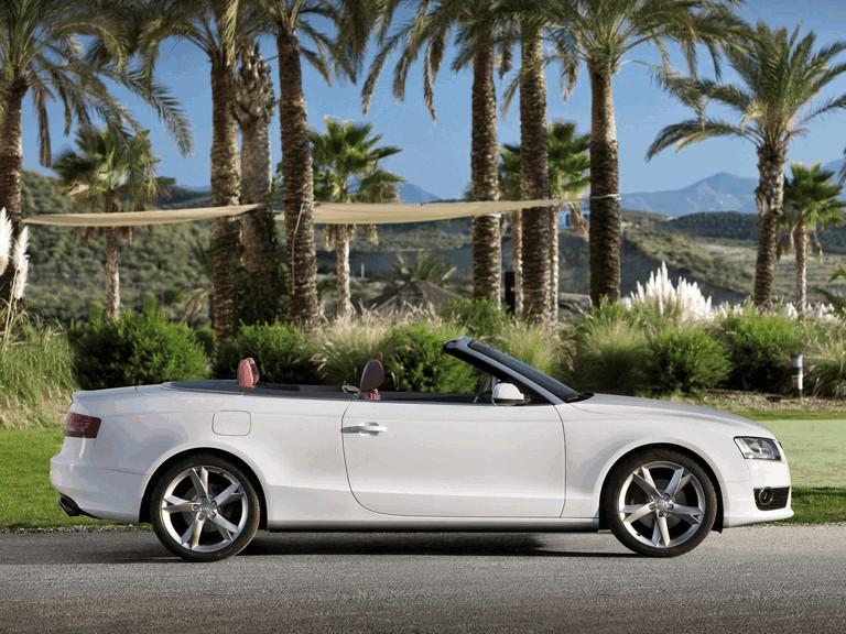2009 Audi A5 cabriolet 239997
