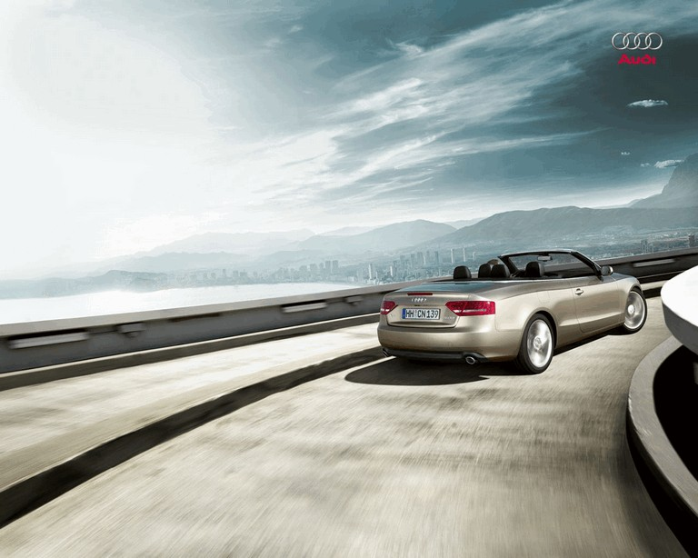 2009 Audi A5 cabriolet 240022