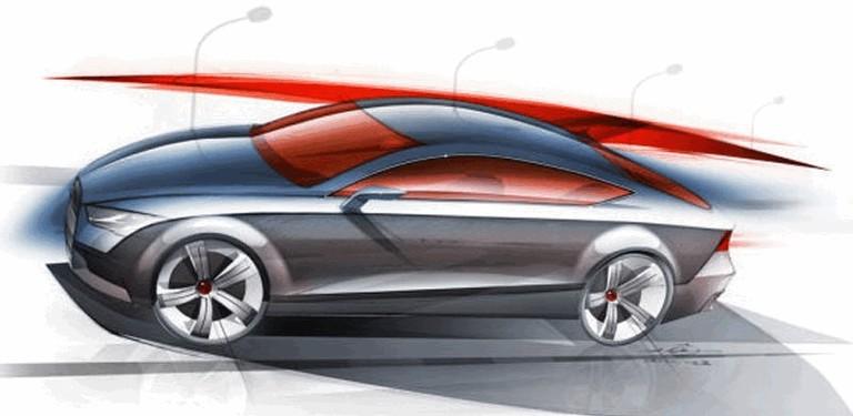 2009 Audi A7 sketches 240029