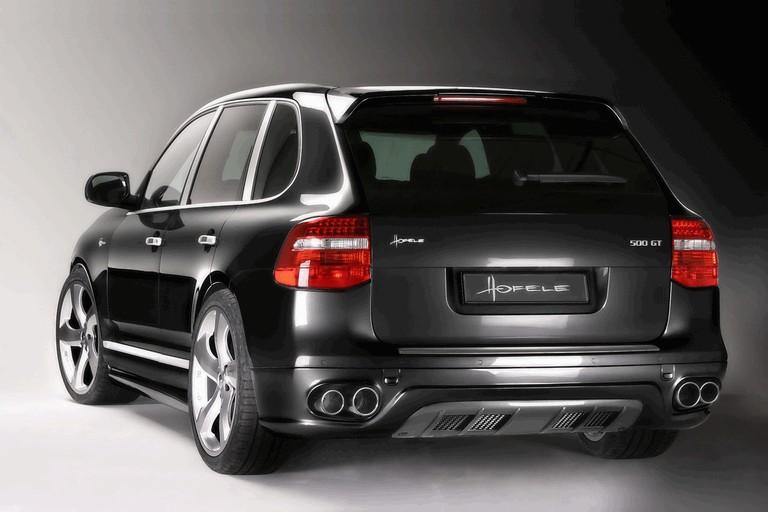 2009 Porsche Cayenne by Hofele Design 500696