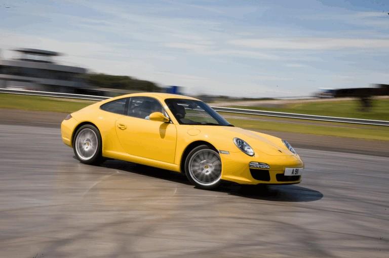 2009 Porsche driving experience centre at Silverstone 500776