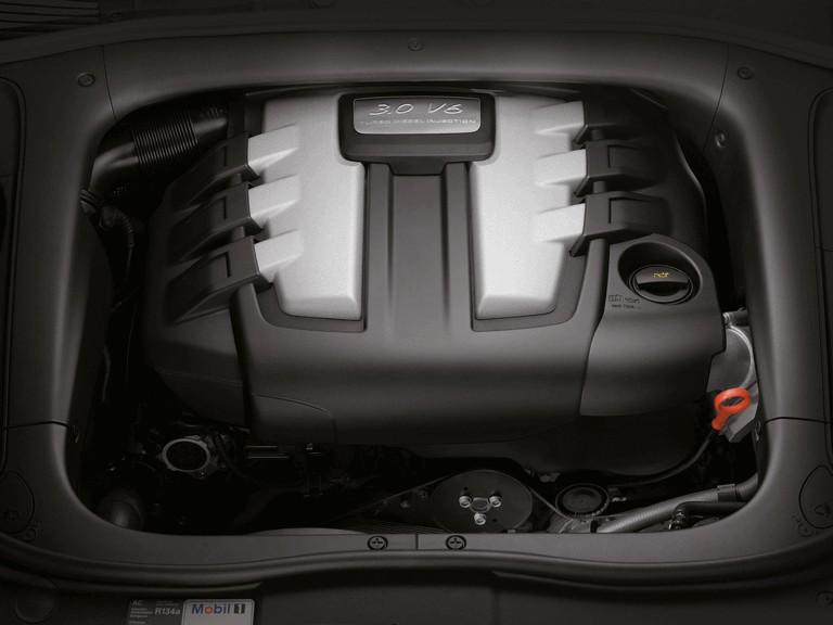 2009 Porsche Cayenne diesel 500851