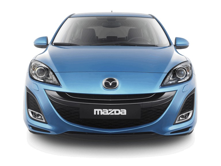 2009 Mazda 3 5-door 500888