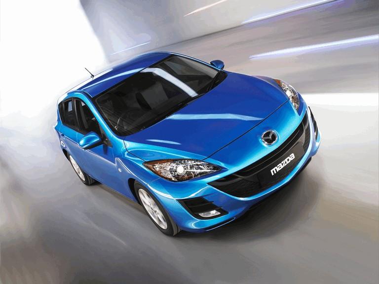 2009 Mazda 3 5-door 500902