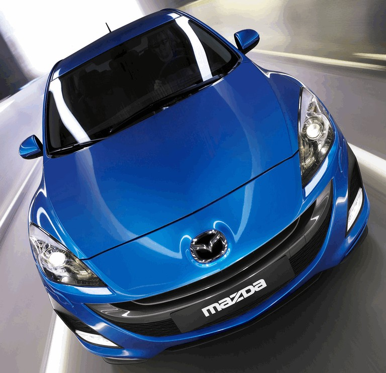2009 Mazda 3 5-door 500903