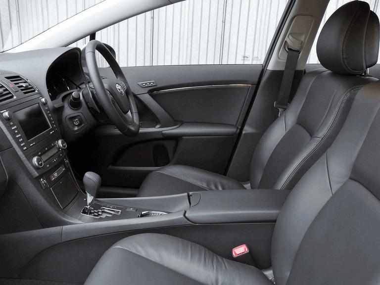 2009 Toyota Avensis UK version 240872