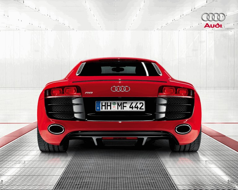 2009 Audi R8 V10 5.2 FSI with 525HP 240908