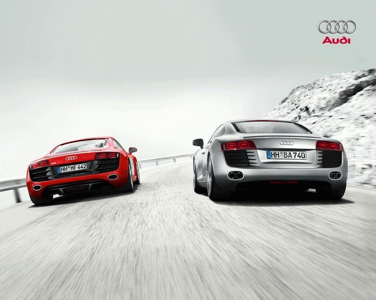 2009 Audi R8 V10 5.2 FSI with 525HP 240914
