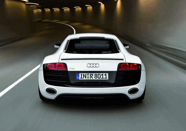 2009 Audi R8 V10 5.2 FSI with 525HP 240929