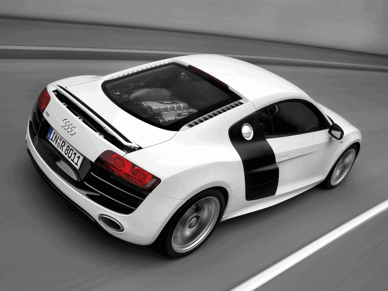 2009 Audi R8 V10 5.2 FSI with 525HP 240939