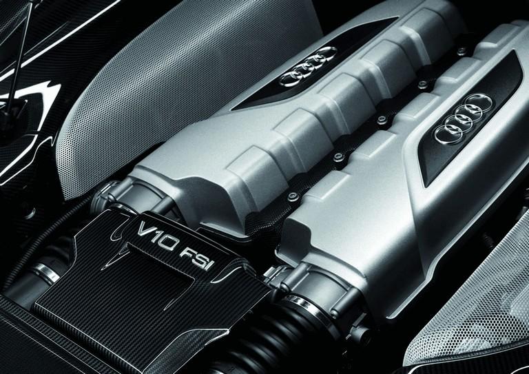 2009 Audi R8 V10 5.2 FSI with 525HP 240947