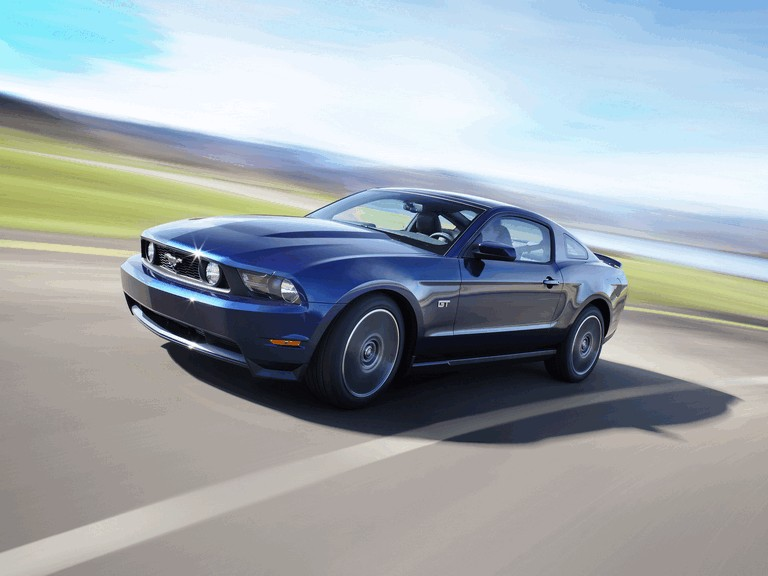 2010 Ford Mustang 241154