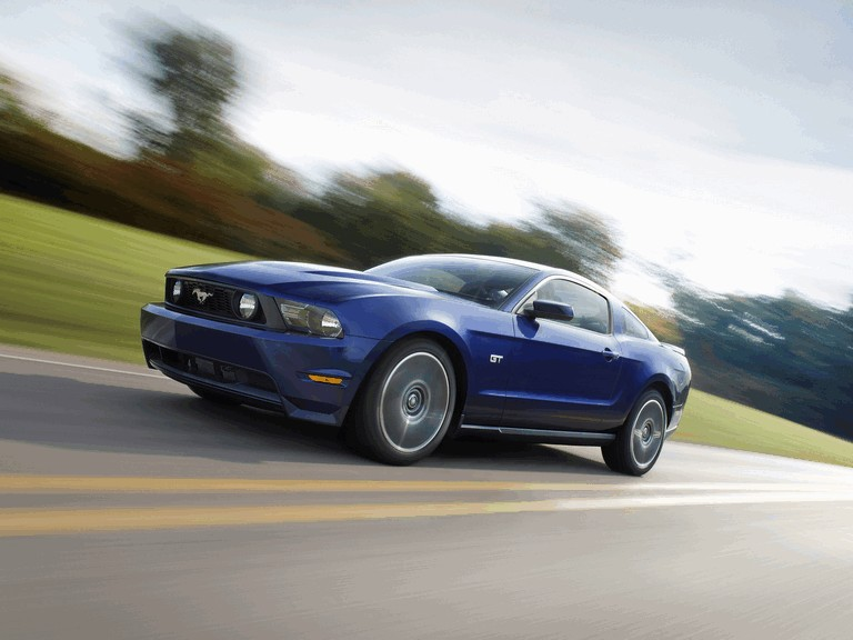 2010 Ford Mustang 241155