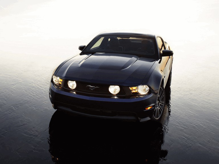 2010 Ford Mustang 241162