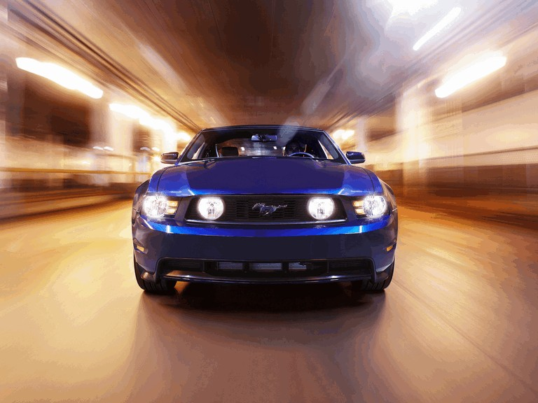 2010 Ford Mustang 241164