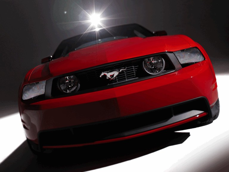 2010 Ford Mustang 241166