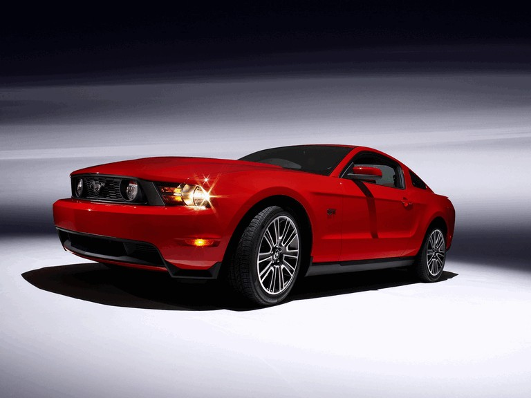 2010 Ford Mustang 241168