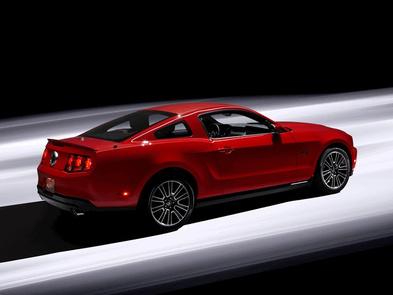 2010 Ford Mustang 241172