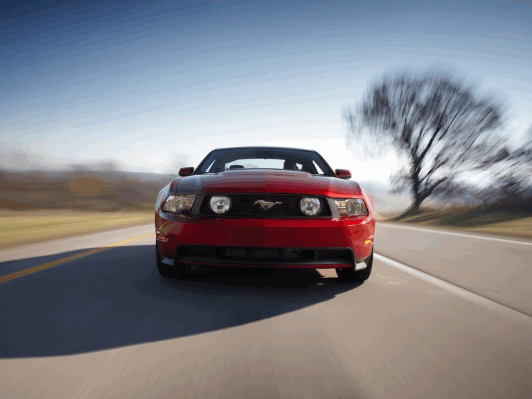 2010 Ford Mustang 241177
