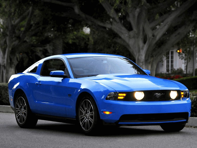 2010 Ford Mustang 241187