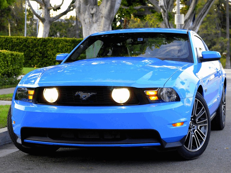 2010 Ford Mustang 241189
