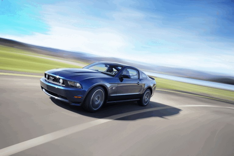 2010 Ford Mustang 241193