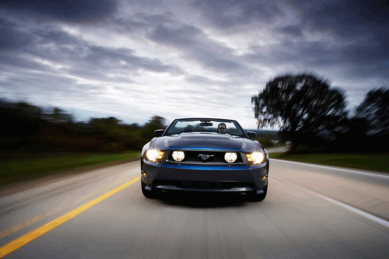 2010 Ford Mustang 241204