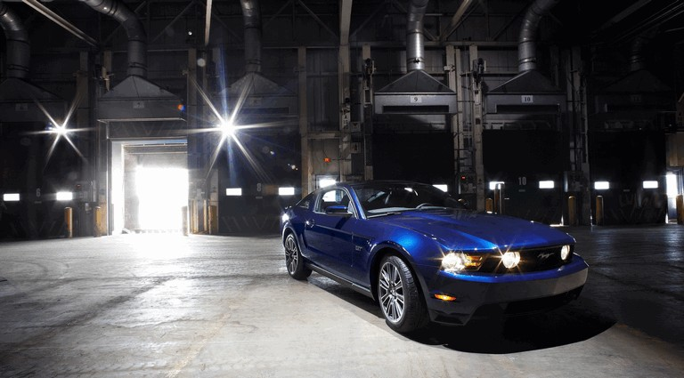 2010 Ford Mustang 241210